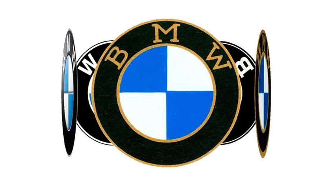 Copertina storia logo bmw
