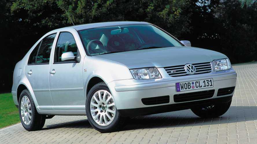 VW Bora (1998-2005): Kennen Sie den noch?
