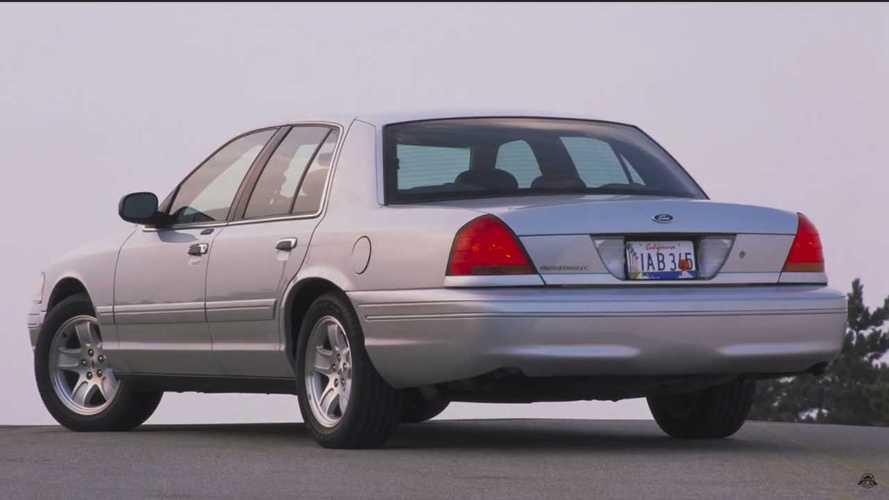Ford Crown Victoria rediseñado