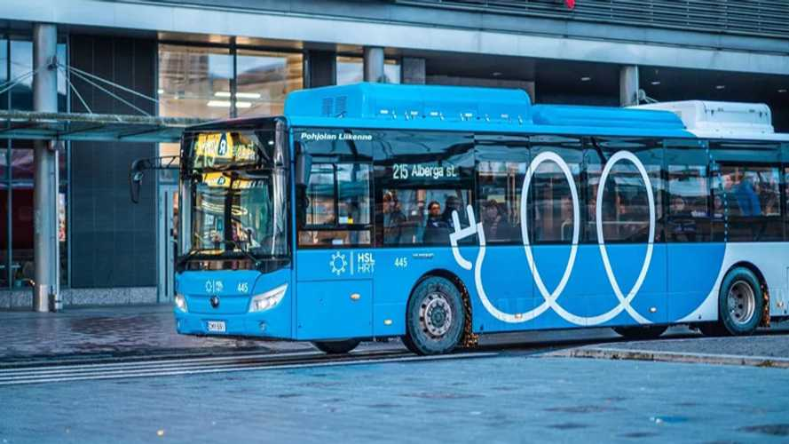 Yutong Scored Largest EV Bus Order In Norway