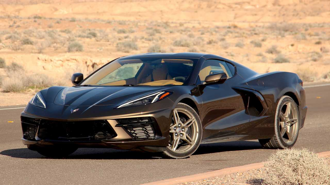 Chevy Corvette C8 production paused again.