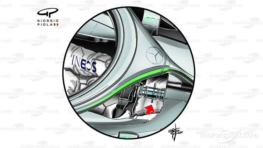 The changes that helped Mercedes fit DAS