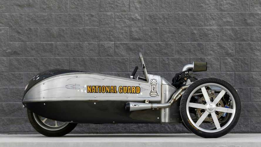 This Sleek Custom Three-Wheeler Is GSX-R1000R-Powered