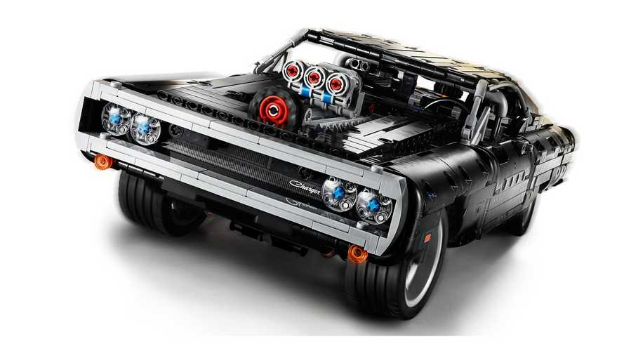 Lego presenta la Dodge Charger di Fast&Furious