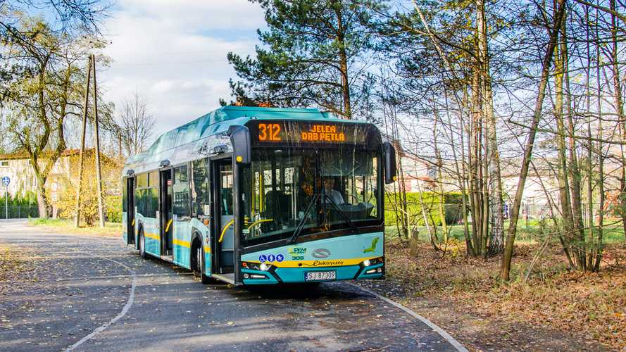 Solaris' Recurring Customer Orders 20 More Electric Buses