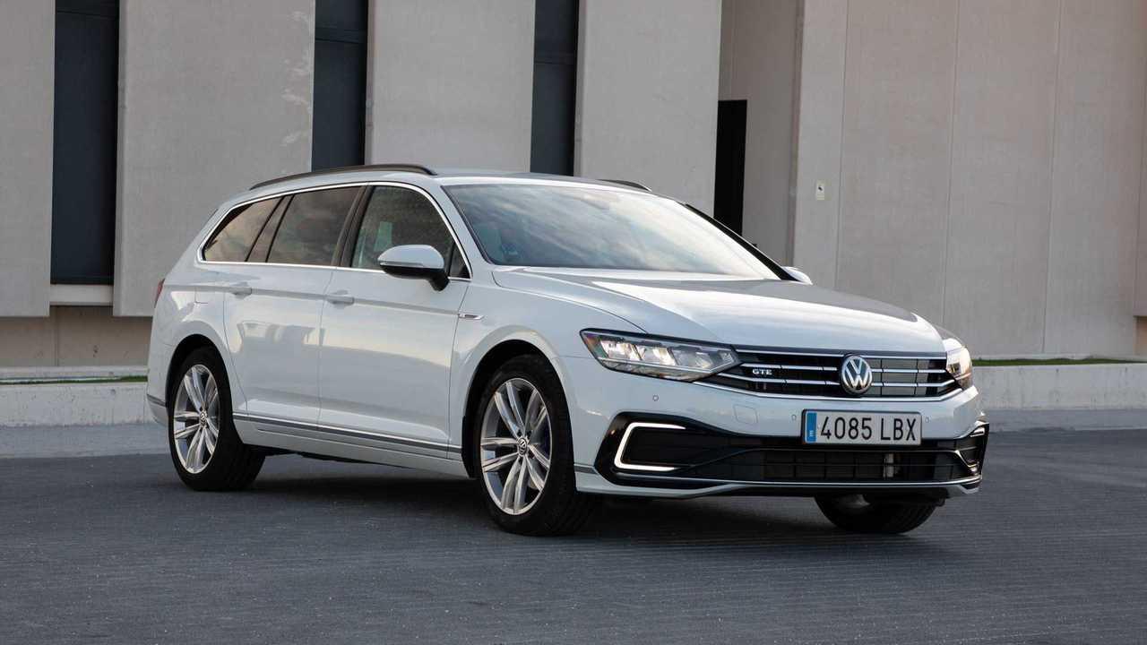 Prueba Volkswagen Passat Variant GTE 2020