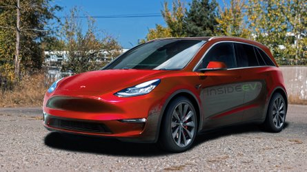 Tesla Model Y Rendered In More Traditional SUV Form