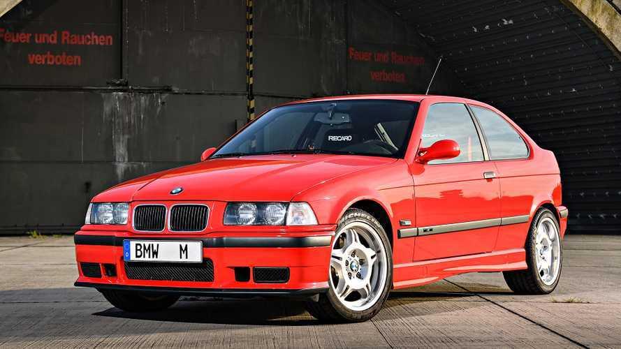 BMW M3 Compact (E36) von 1996: Krasse Kurzware ab Werk