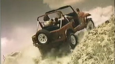 This old jeep cj 7 commercial is epic