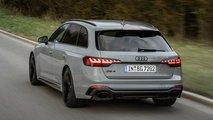 Audi RS 4 Avant 2020, prueba