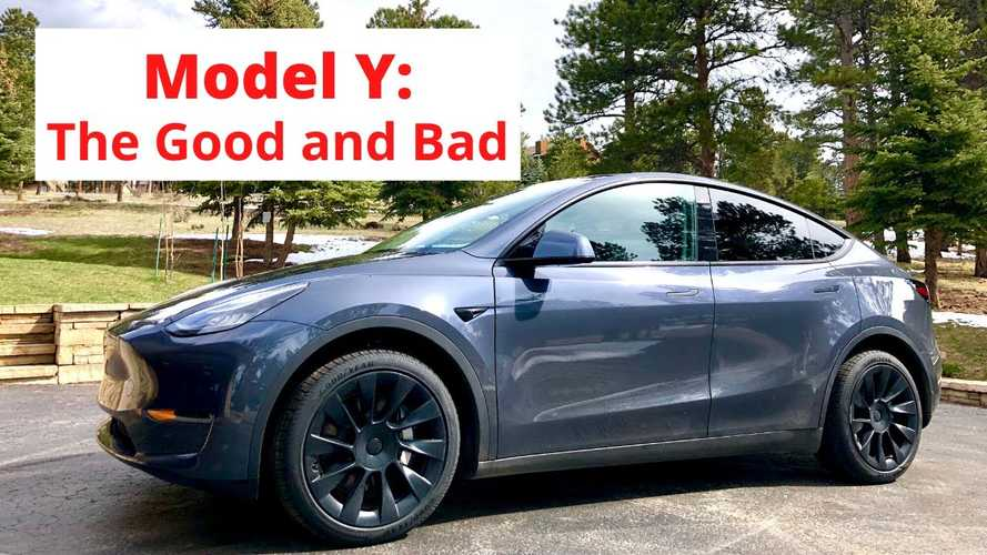 Tesla Model Y Test Drive & Impressions: The Good & The Bad