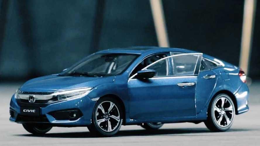 Honda crea el primer anuncio de televisión hecho en casa