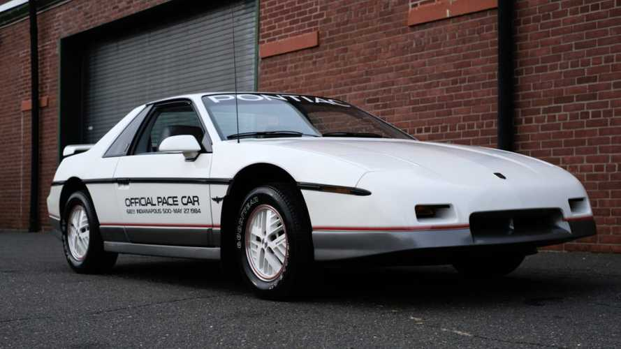 Choose Which Pontiac Fiero You'd Snag
