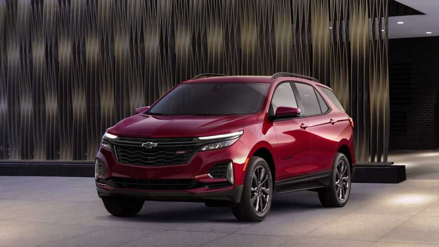 Novo Chevrolet Equinox estreará em 2024 com base mais refinada do Tracker