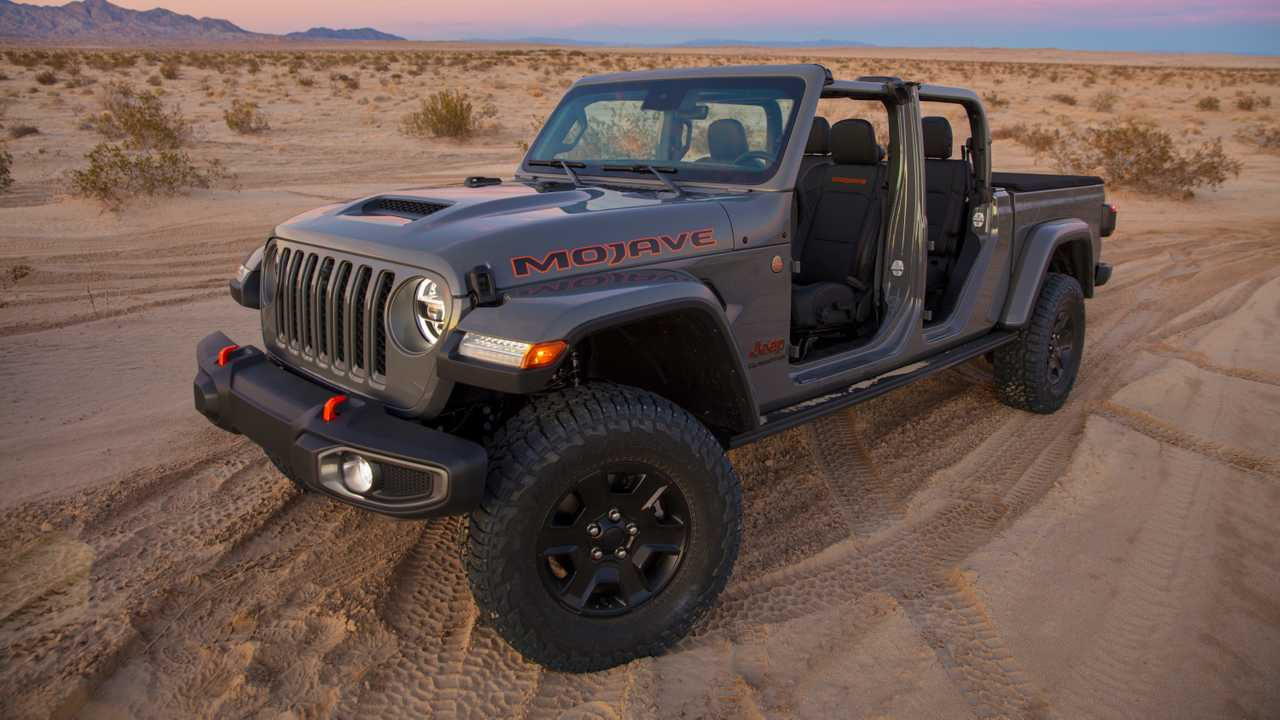 Bakal ada opsi baru buat Jeep Gladiator.