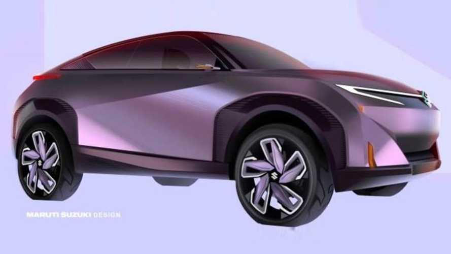 Mintha egy sci-fiből kaparta volna elő a Maruti Suzuki a Futuro-e tanulmányt