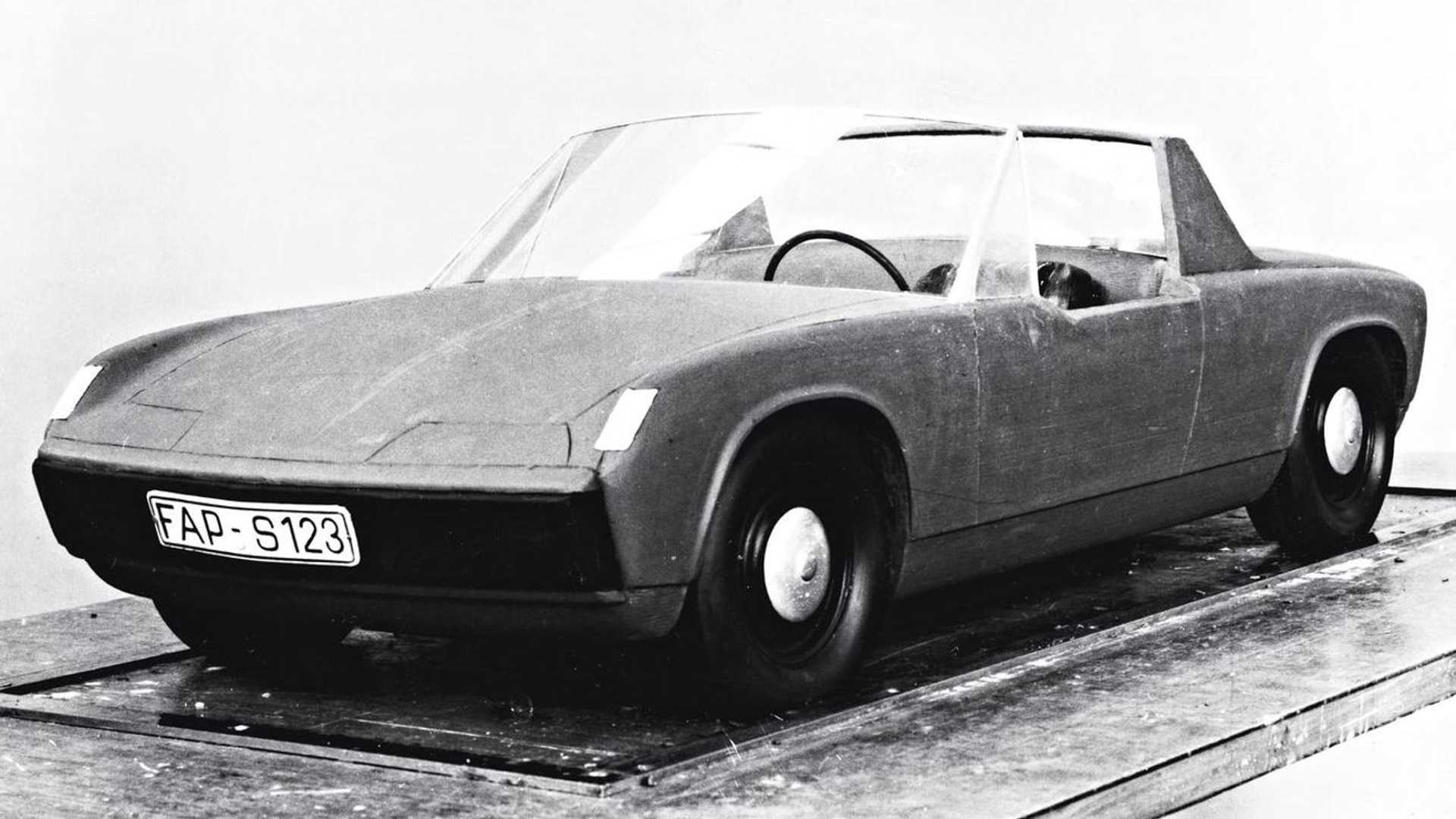 "[""Check Out The Design Evolution Of The Porsche 914""]"