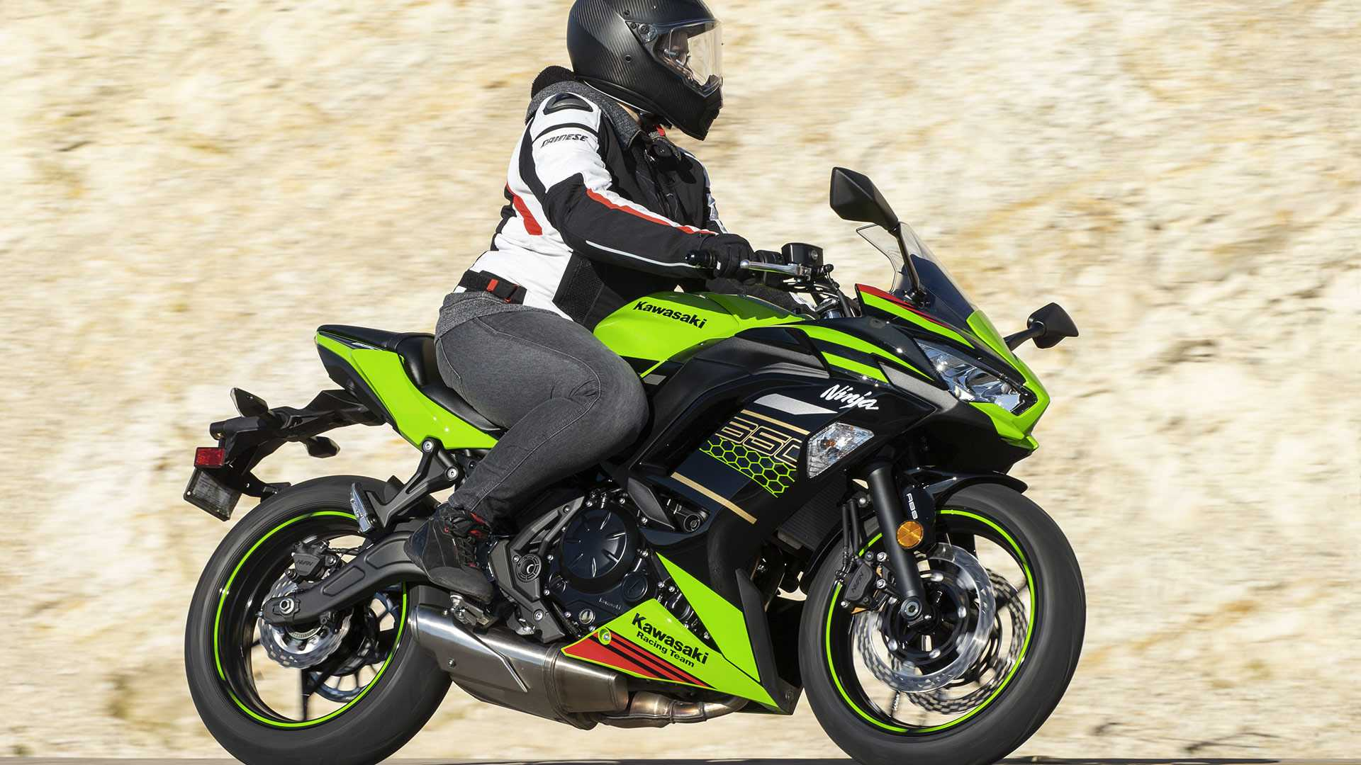 First Ride Review 2020 Kawasaki Ninja 650 Abs Krt Edition