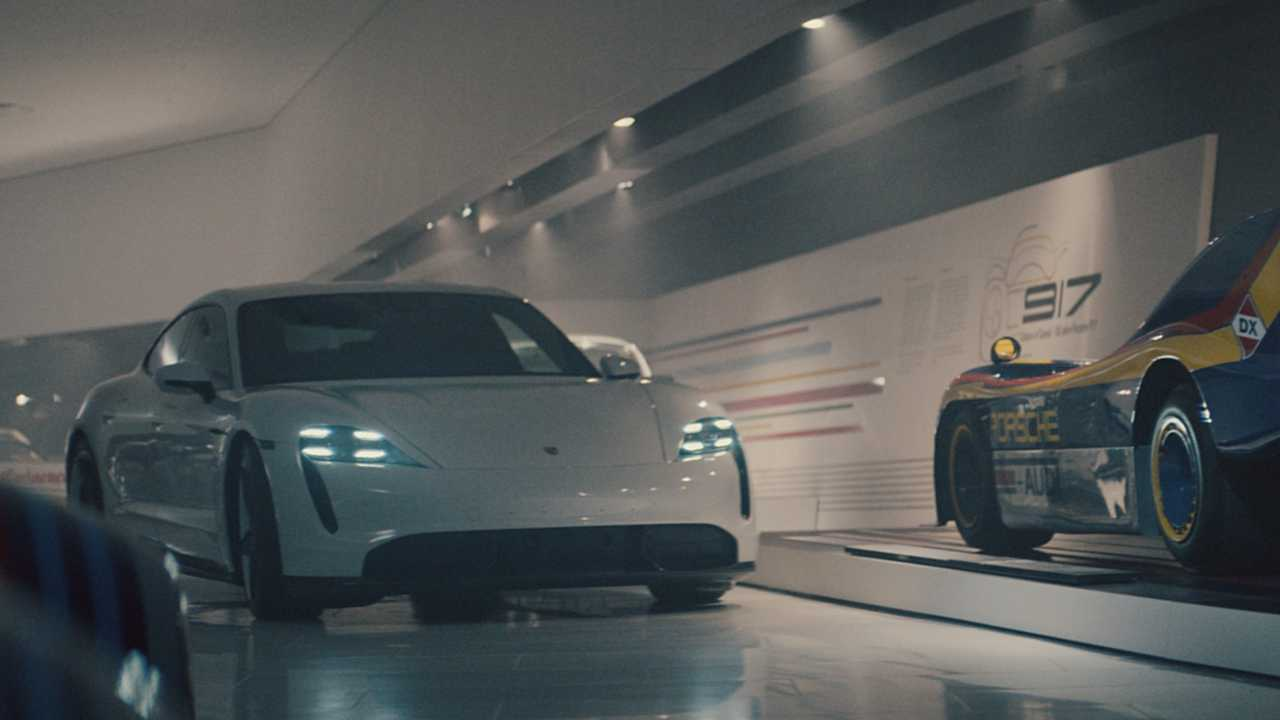 Porsche Super Bowl Commercial