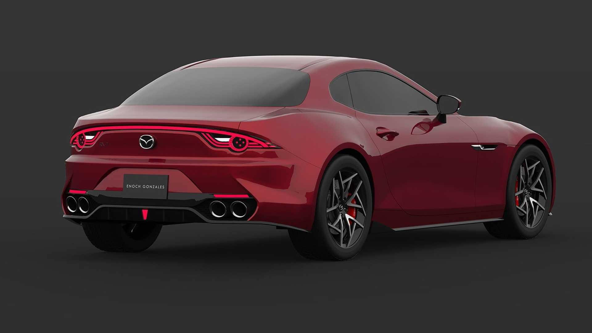 2020 Mazda RX7s Rumors