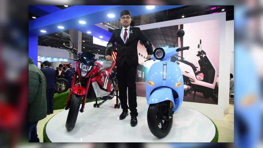 Electric Scooter Startup EeVe Aims For India E-Moto Dominance