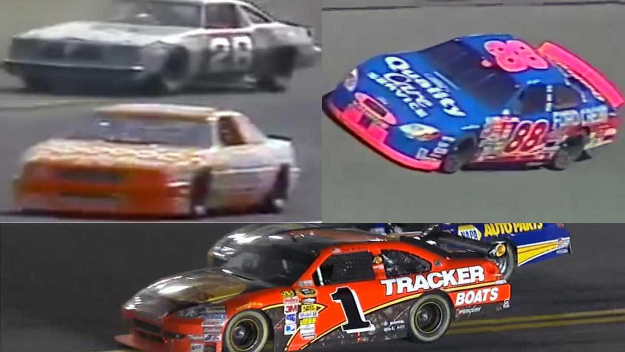 Watch The Last Four Decade-Opening Daytona 500 Races