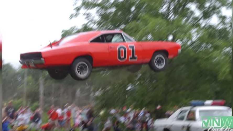 Was It Worth $4.5M To Watch The General Lee Fly For 3 Seconds?
