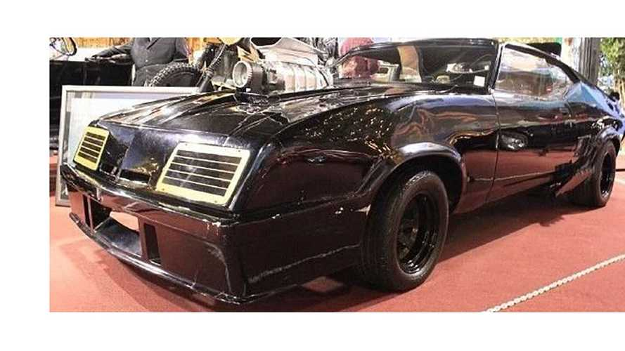 Original Mad Max 'Interceptor' Movie Car Now Up For Grabs