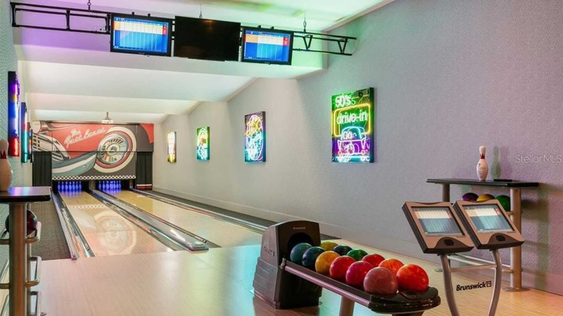 """[""""$17.5M FL Mansion Features Onsite Car Museum, Race Track""""]"""