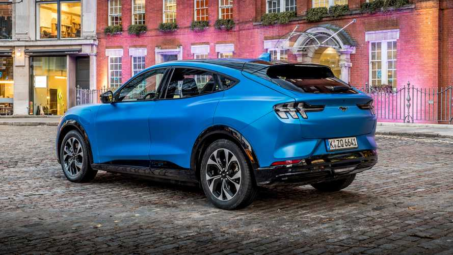 Ford Mustang Mach-E 2020, en Europa