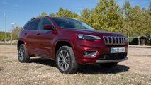 Jeep Cherokee Overland Diesel 4x4 Active Drive II AT9 2020