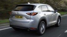2020 Mazda CX-5 - UK spec