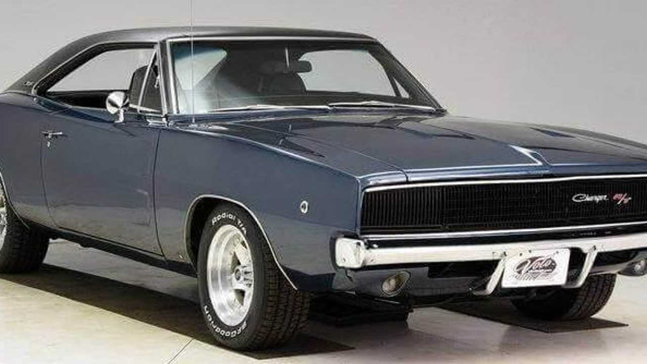 Torque Thursday: Dodge Charger 440 R/T