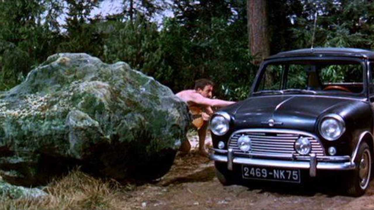 Classic Cars on Film: A Shot in the Dark