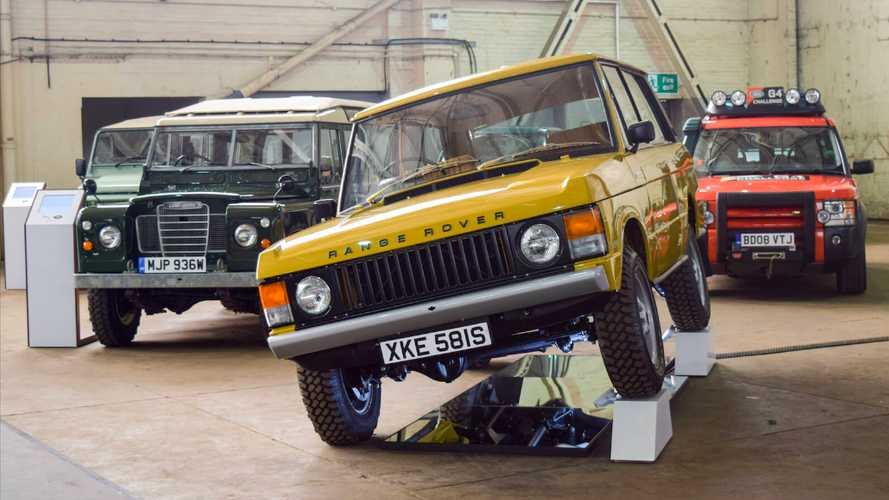 What to see during Land Rover Legends at Bicester Heritage