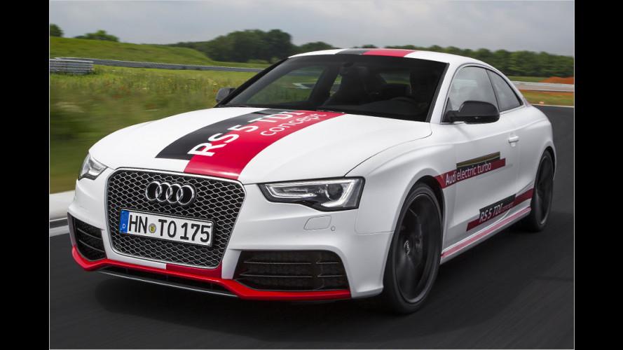 Audi RS 5 TDI Concept mit elektrischem Verdichter