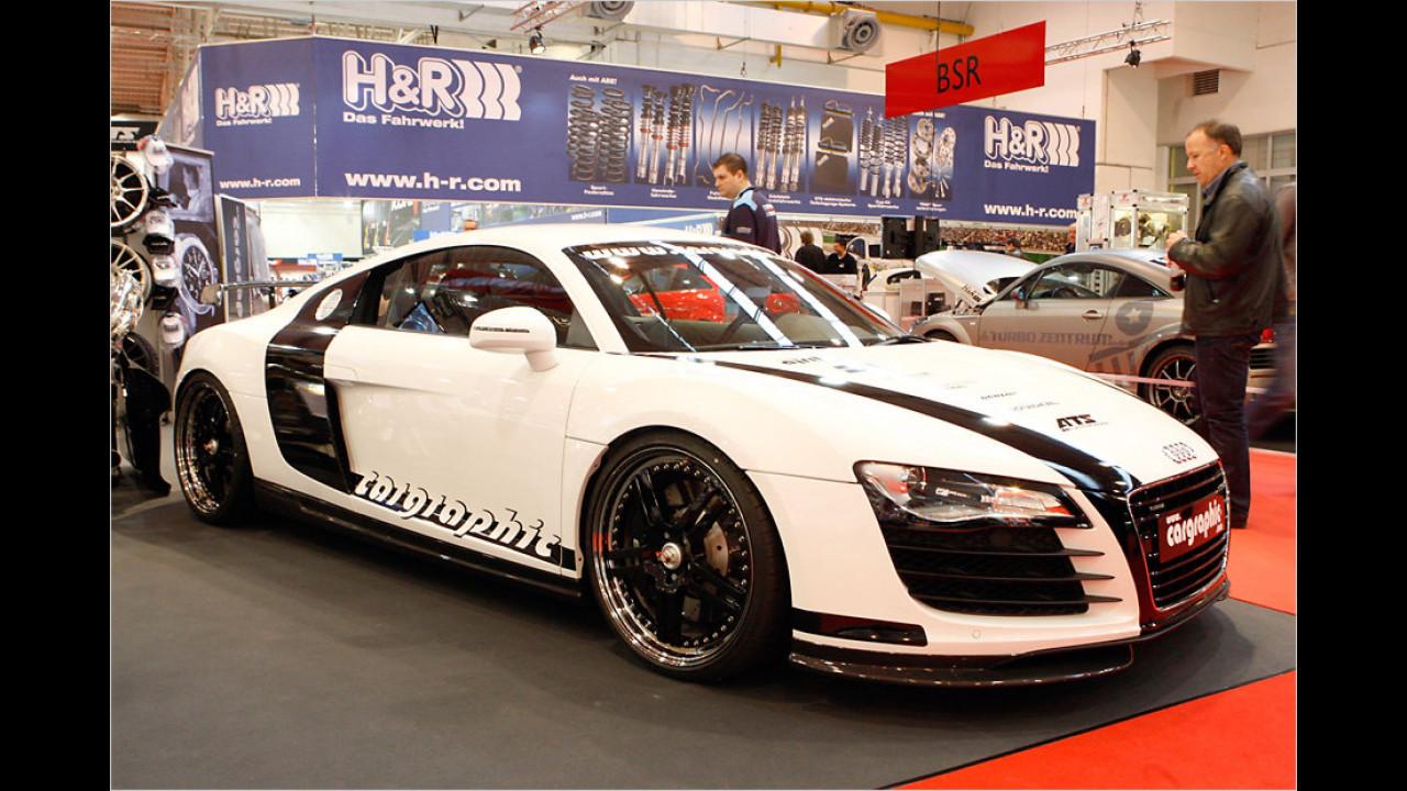 Cargraphic Audi R8