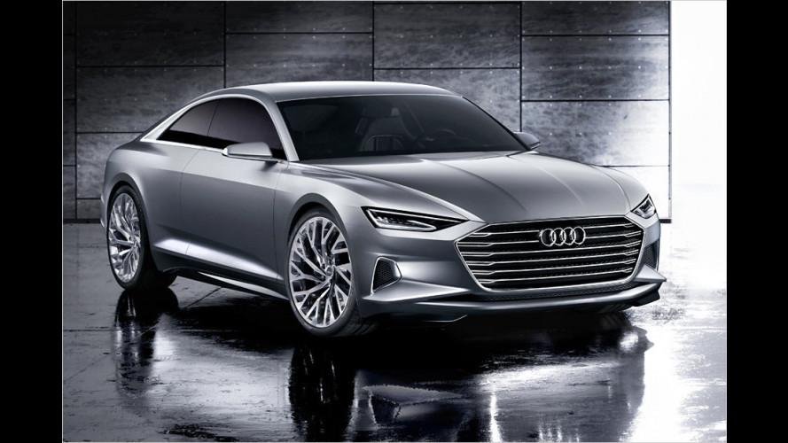 Audi-Studie Prologue: Konkrete Vorschau auf den nächsten A8