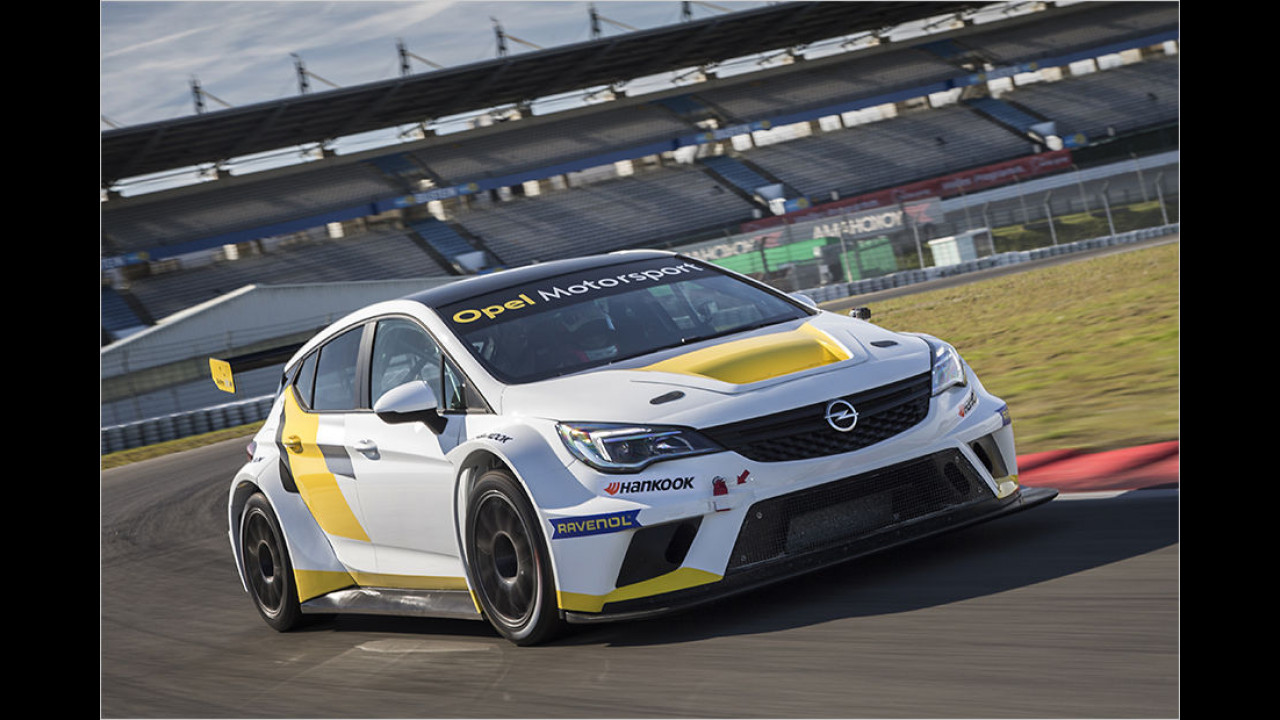 Opel und die Zukunft der Tourenwagen