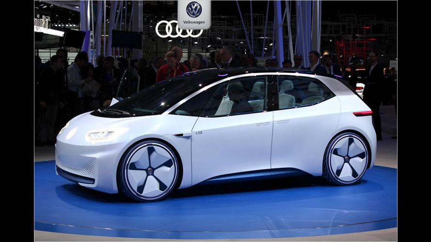 VW I.D.: Die Elektro-Idee aus Wolfsburg