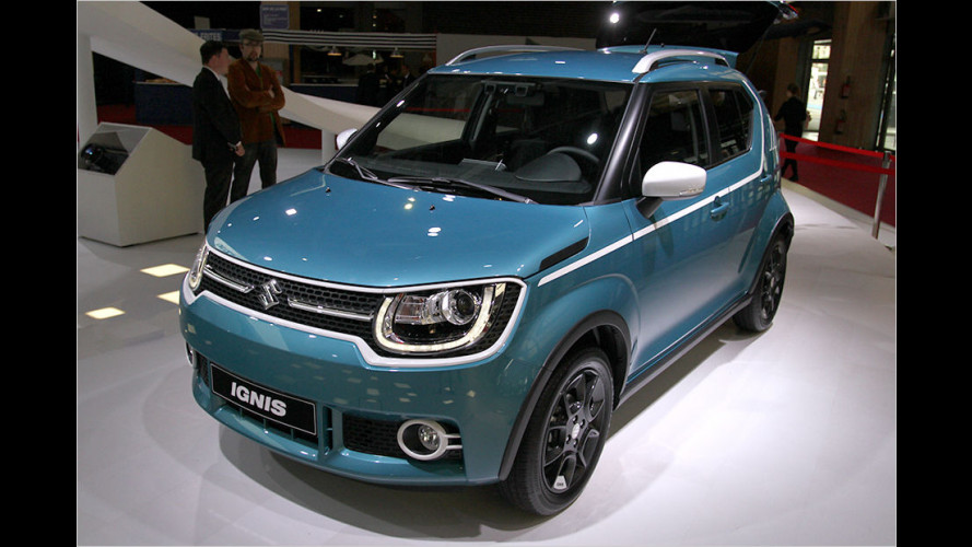 Suzuki Ignis im Erstcheck