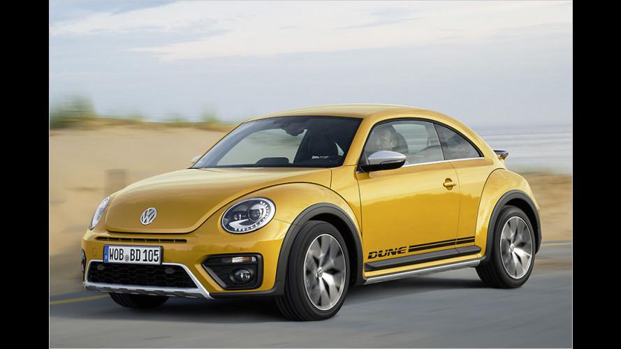 Test: Wir fahren den Beetle Dune mit 150-PS-Benziner