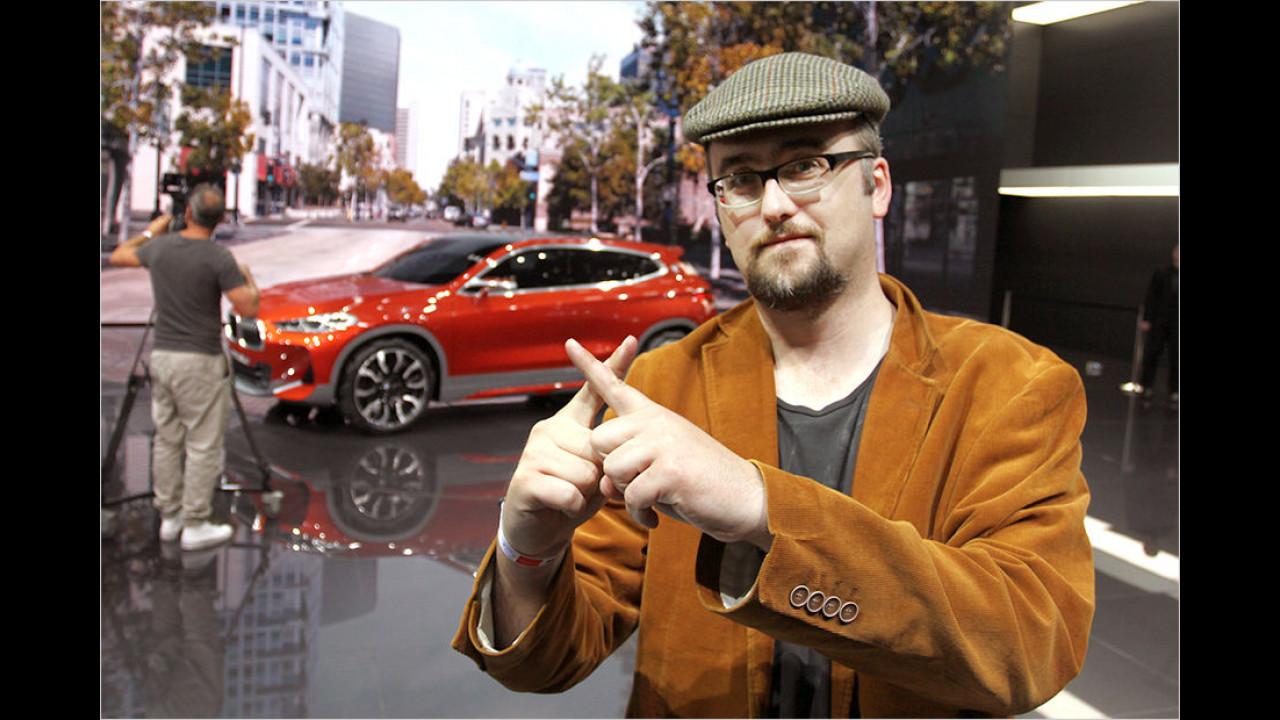 Top/Flop: BMW X2 Concept