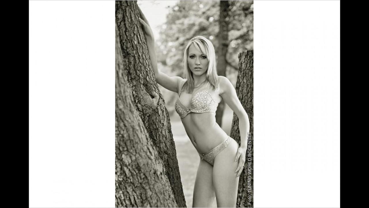Miss Tuning Wahl 2013: Luise (24) aus Berlin