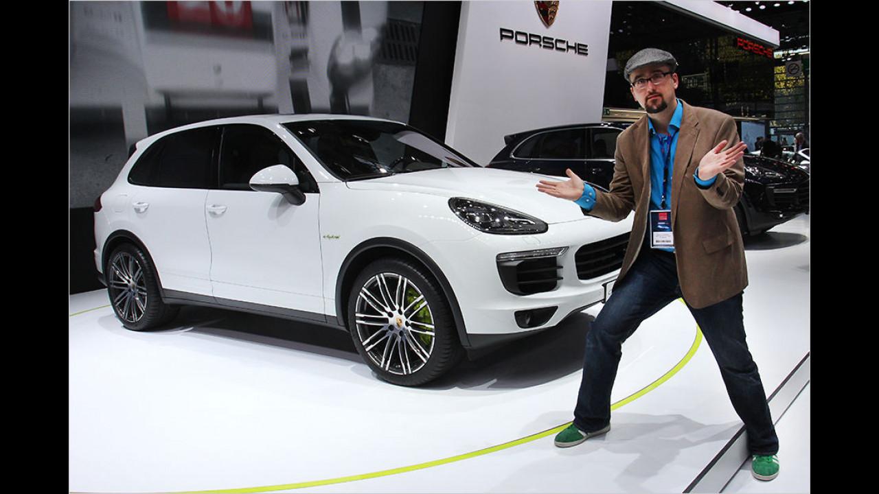 Flop: Porsche Cayenne e-Hybrid