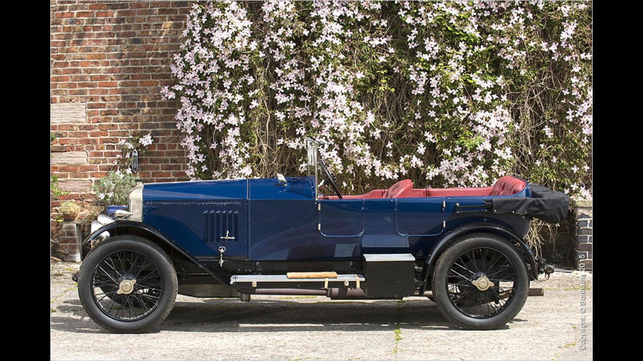 Vauxhall 30-98 1921