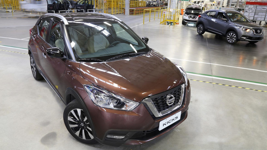 Nissan oficializa Kicks 2018 e já fala em liderar segmento