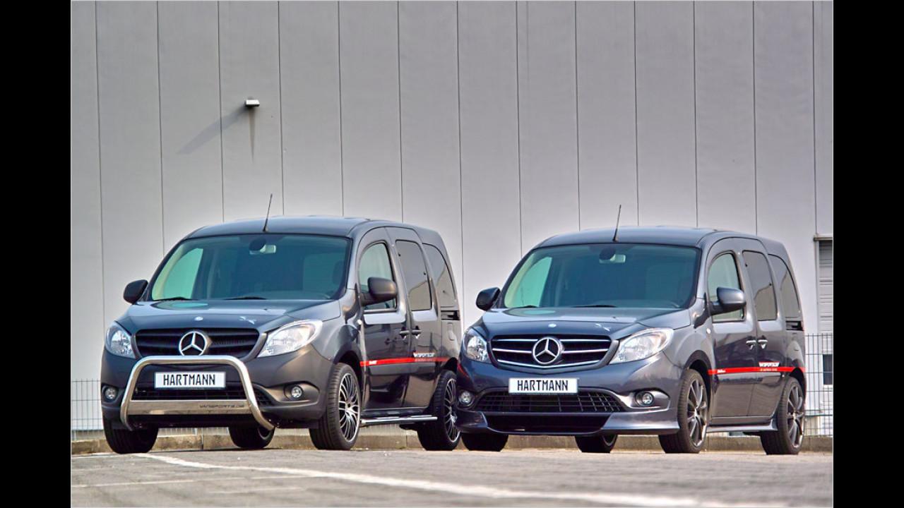 Vansports Mercedes Citan