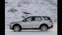 Test Land Rover Discovery Sport