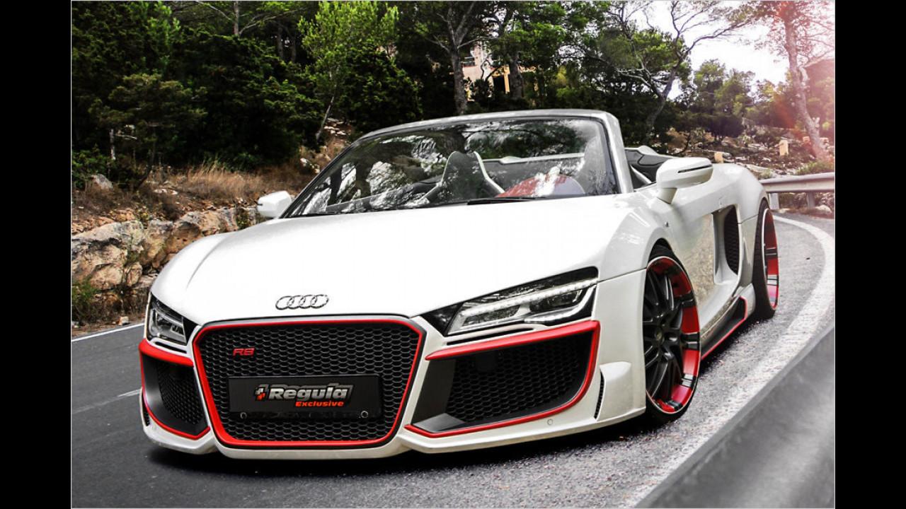 Regula Audi R8